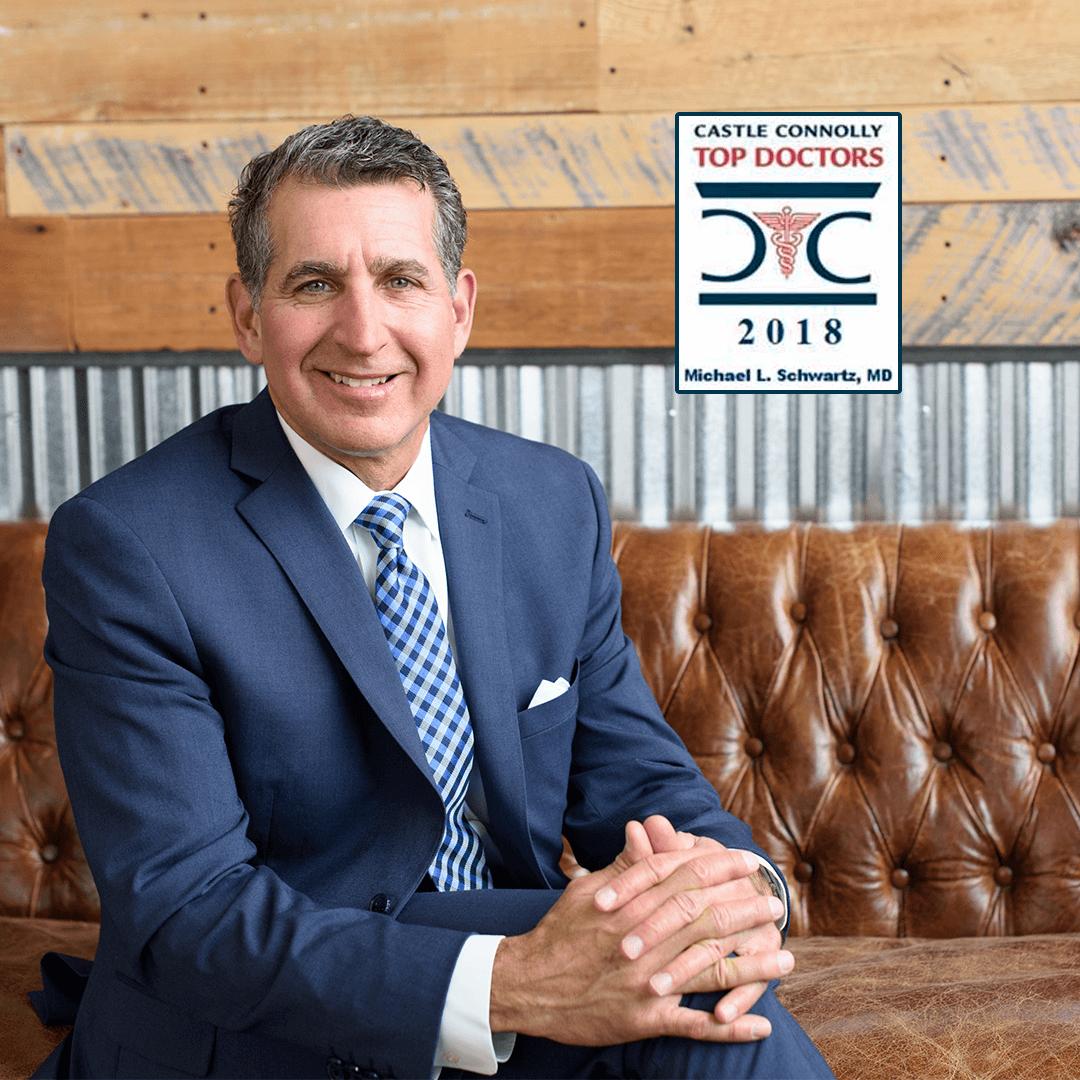 Palisades Vein Center Dr Michael Schwartz 2018 Top Docs Castle Connolly Award
