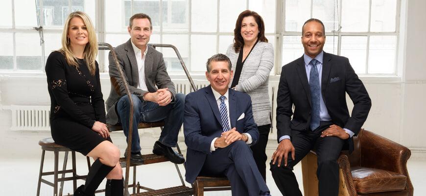 The palisades vein center team