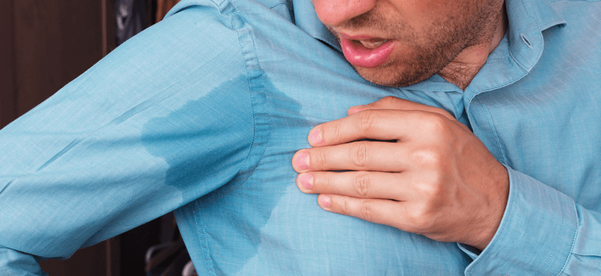 Palisades Vein Center - Medical Spa Hyperhidrosis -Treatment for Sweating