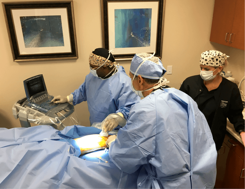 Palisades Vein Center Radiofrequency Vein Ablation for Vericose Veins