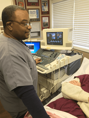 Palisades Vein Center Venous Ultrasound